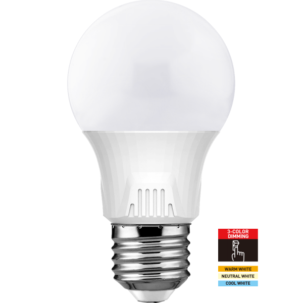 Ballet Segmented Color LED Bulb