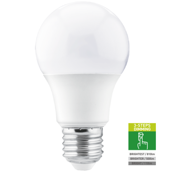 segmented Dimming LED Bulbs