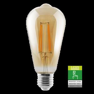 Segmented Dimming LED Filament