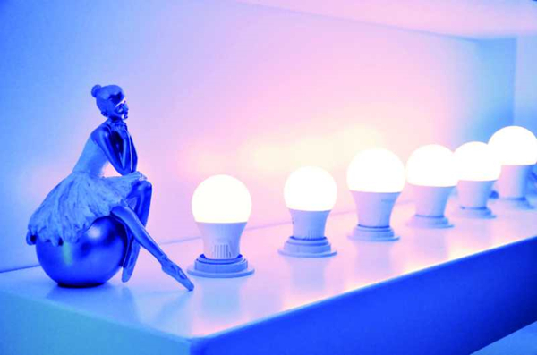 The Export Champion of Lighting in China