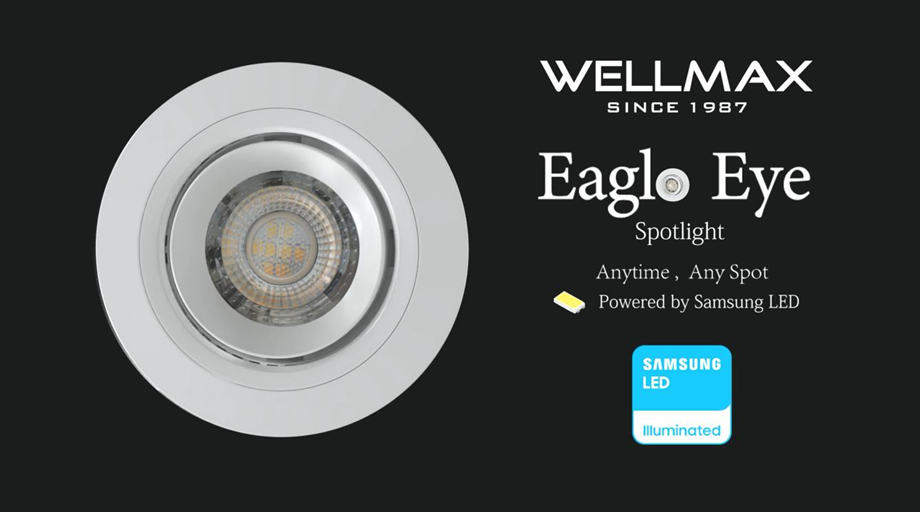 【NEW】The Eagle Eye Spotlight with 360° Adjustable Angle Launching Today